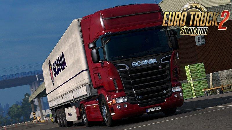 Scania R & Streamline Modifications v2.2.4 by RJL (1.37.x)