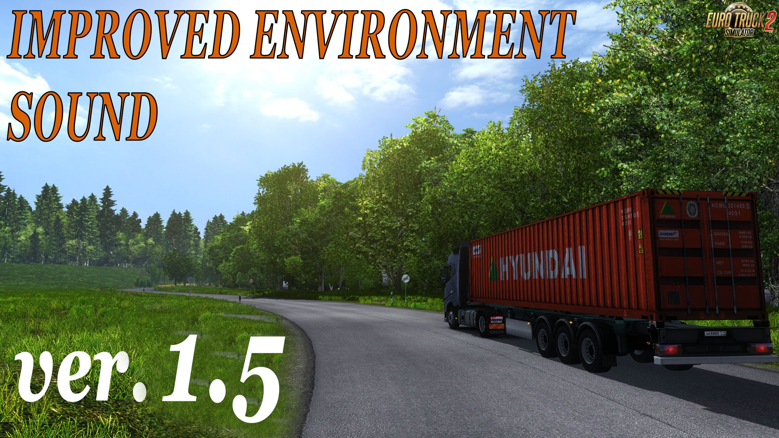 Improved environment sound 1.5