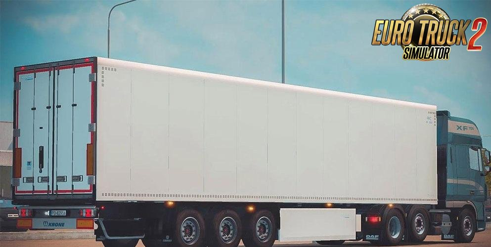 Krone trailer pack for Ets2