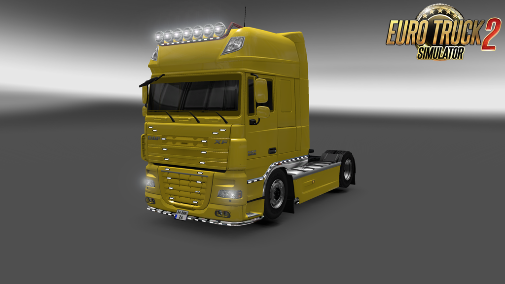 DAF XF 105 Simple Edit