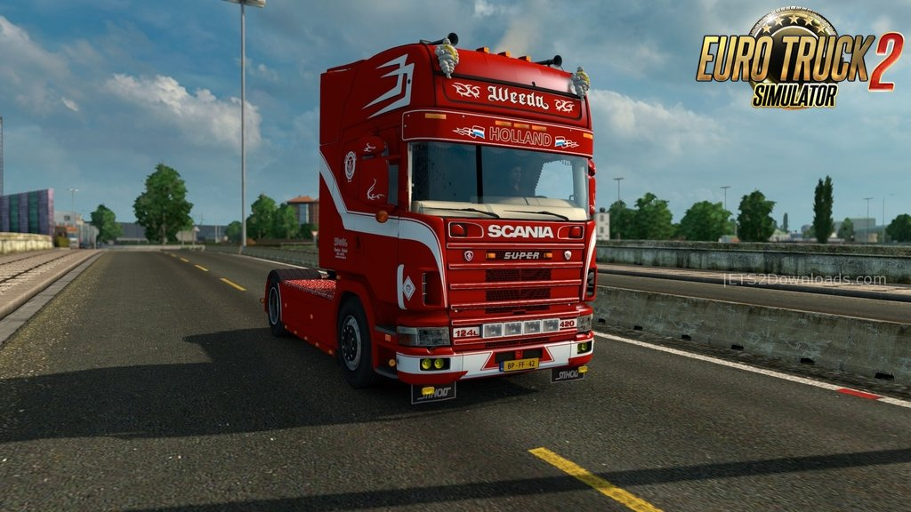 New Sound Scania L6 Open Pipe v2.0