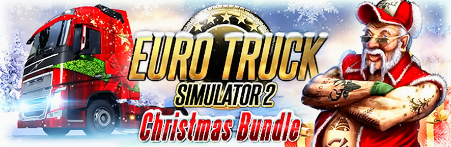 Euro Truck Simulator 2 - Christmas Special Edition prices