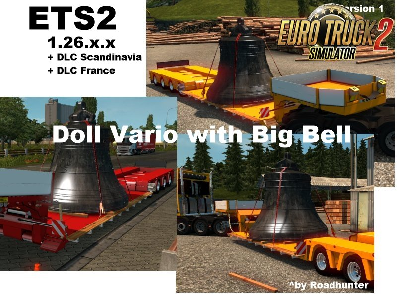 Doll Vario with Big Bell v1.0 by Roadhunter