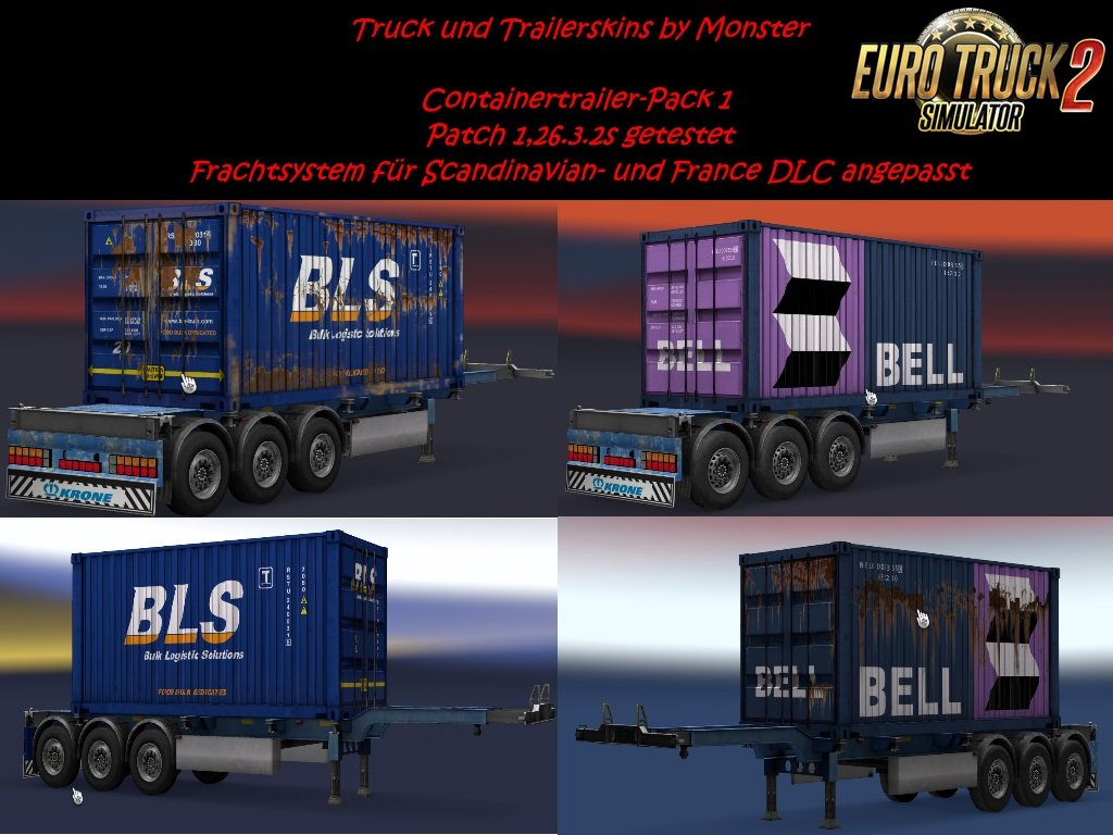 FD Container Pack v 1.0 by MONSTER ™