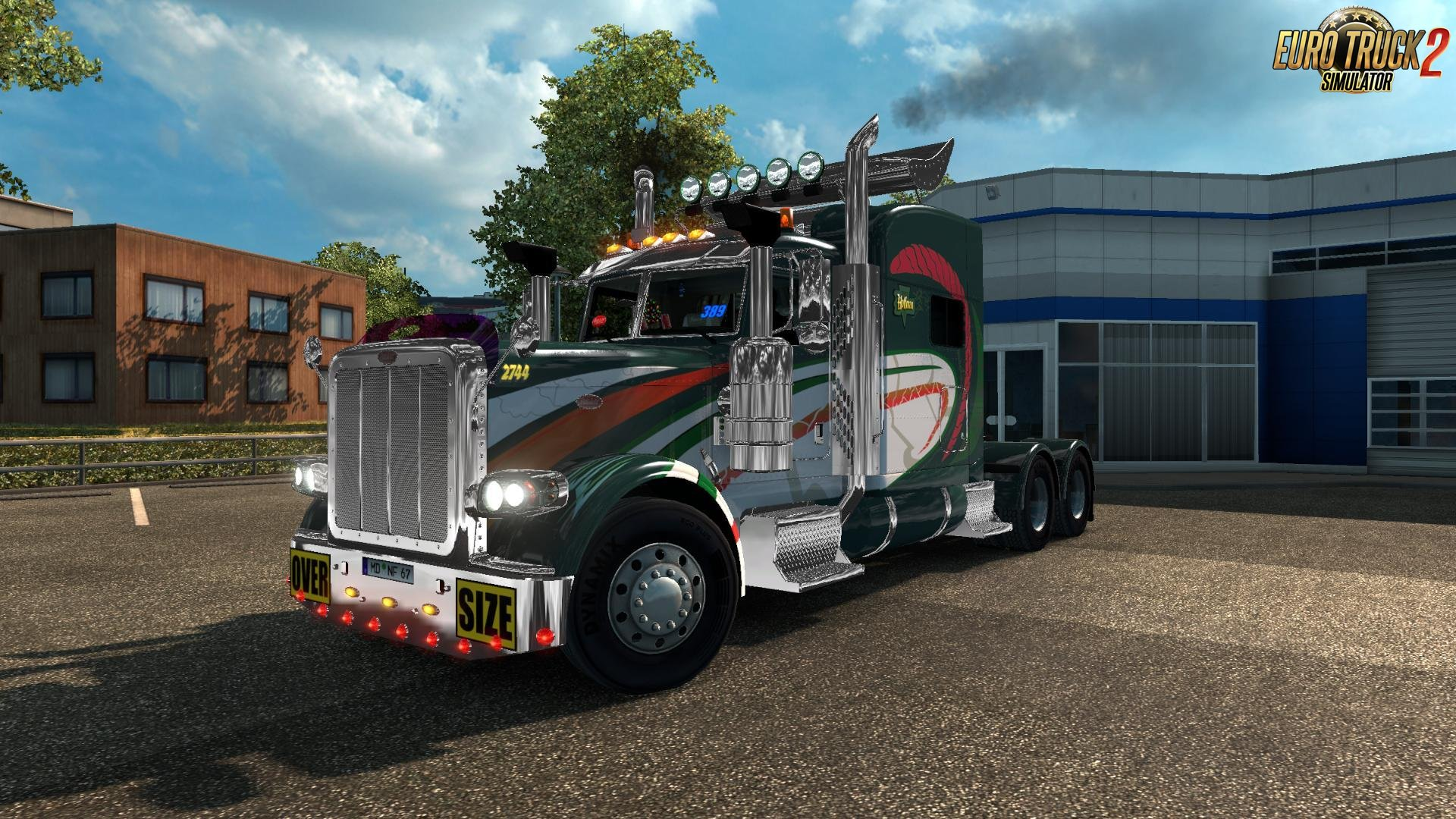 Ats Truck Pack for Ets2 Platinum Collection [1.26.x]
