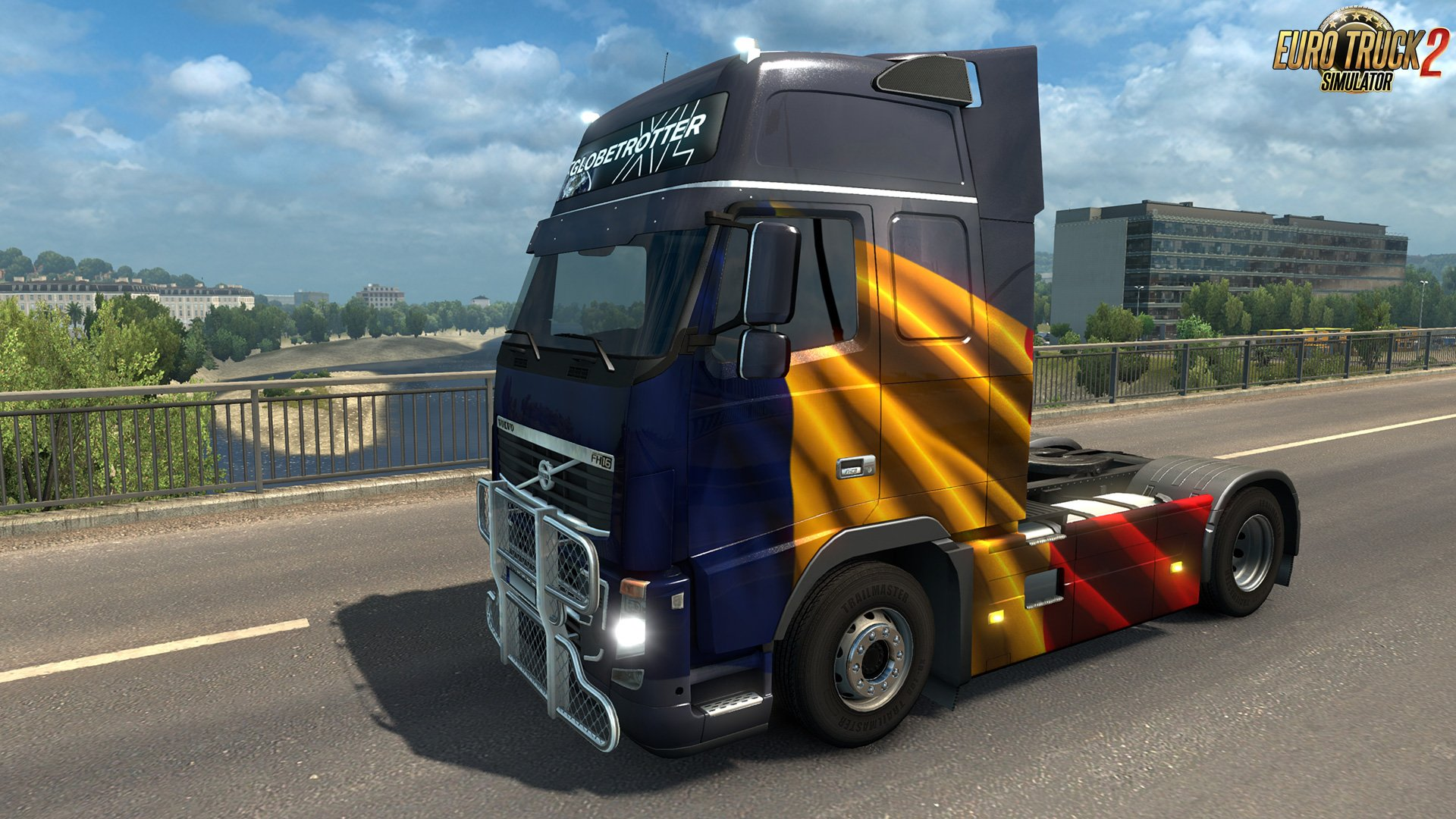 Download Romanian Paint Jobs for ETS 2