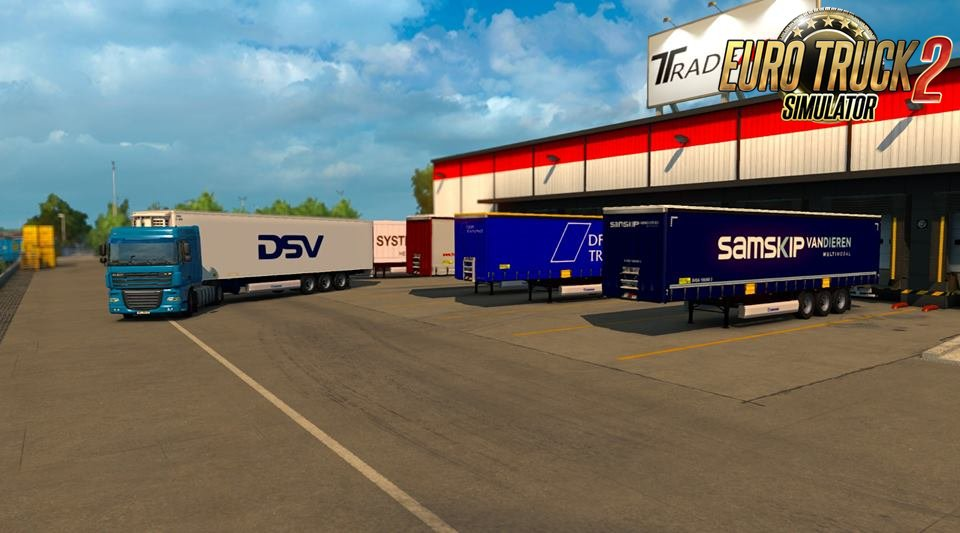 SCS Trailerpack & AI Traffic ready [1.26.x]