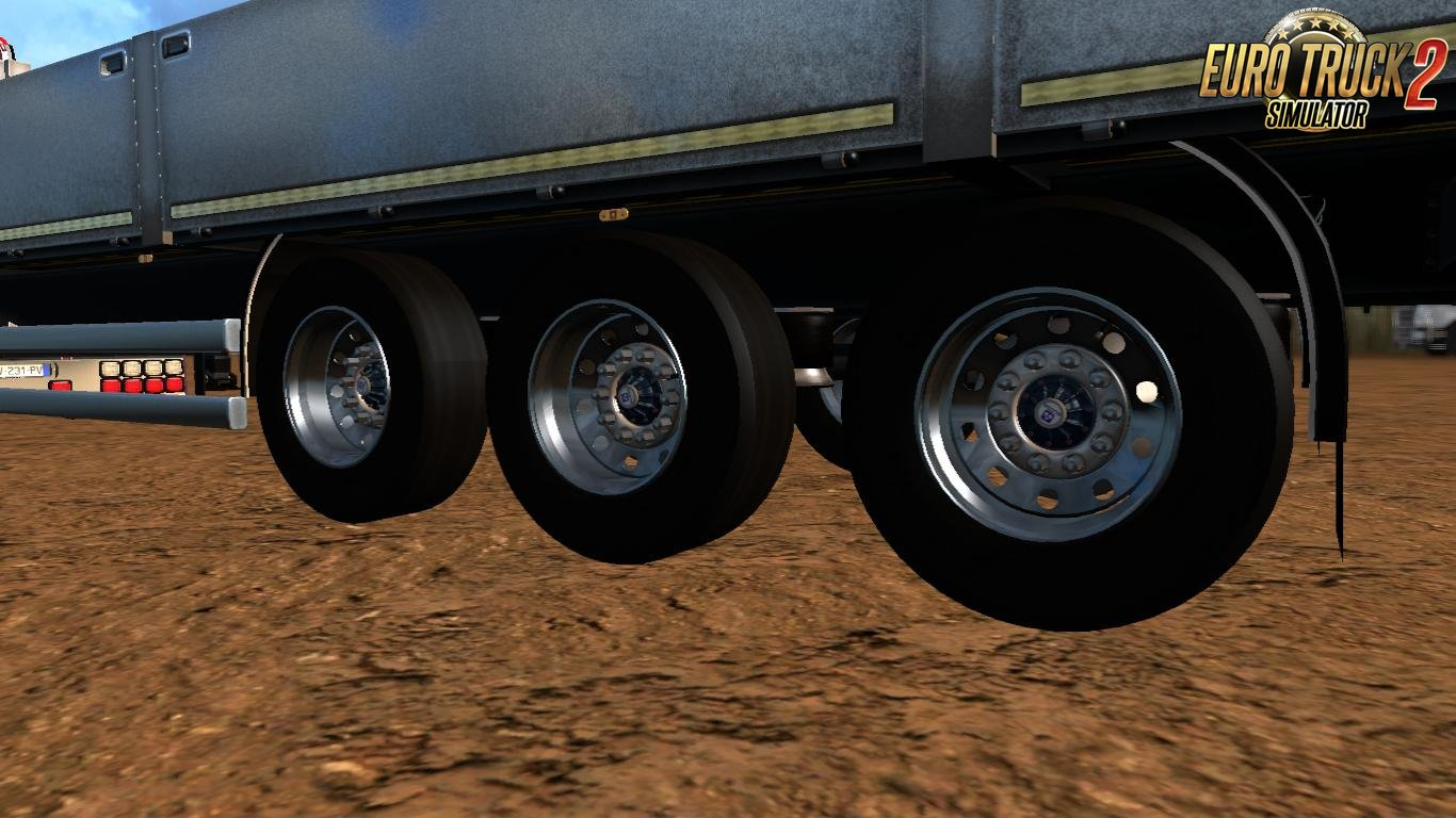 Trailers wheels [1.26.x ]