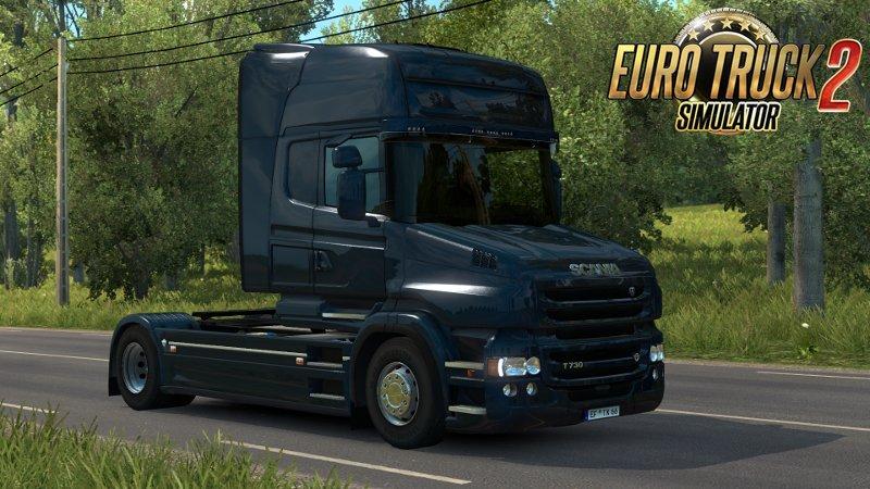Scania T Mod v2.2.3 [1.31.x]