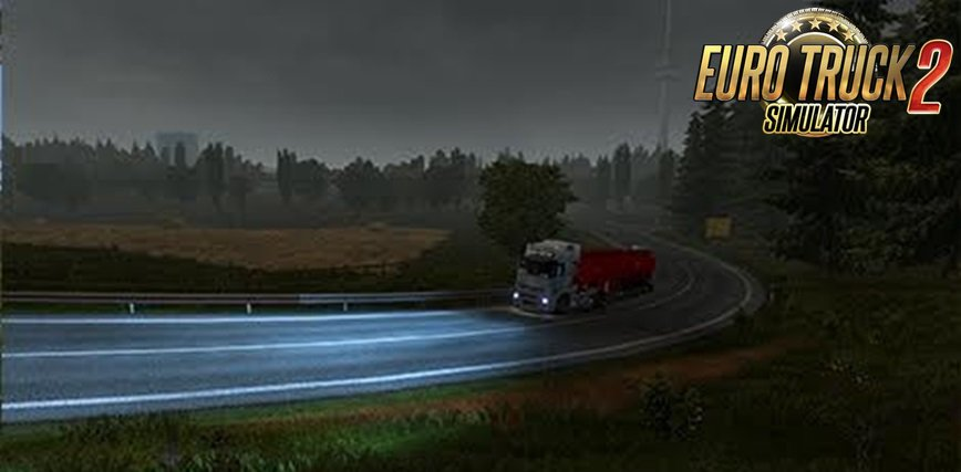 Real Light (all truck) v2 for Ets2