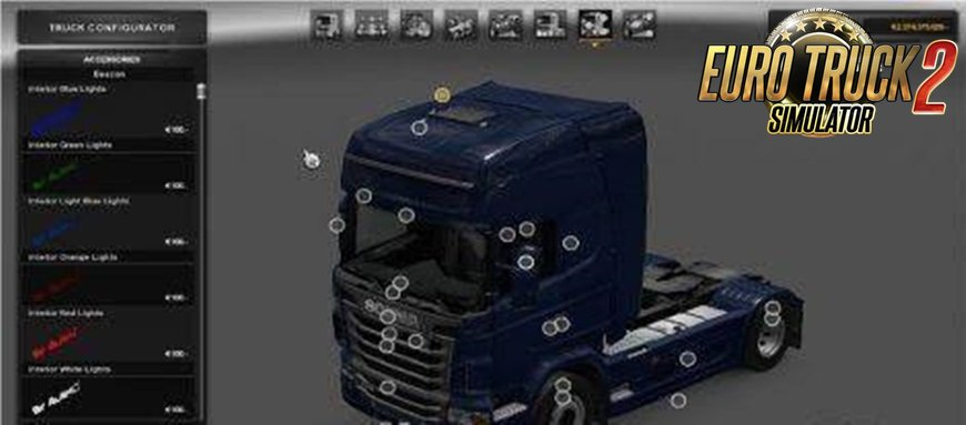 Interior Light for all Trucks v3 [1.27.x]