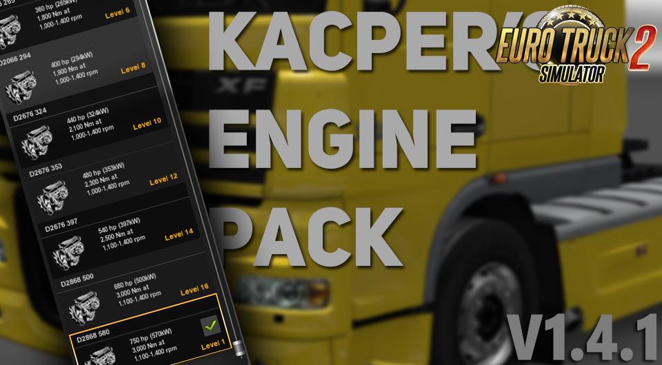 Kacper's Engine Pack v1.4.1 [1.27.x]