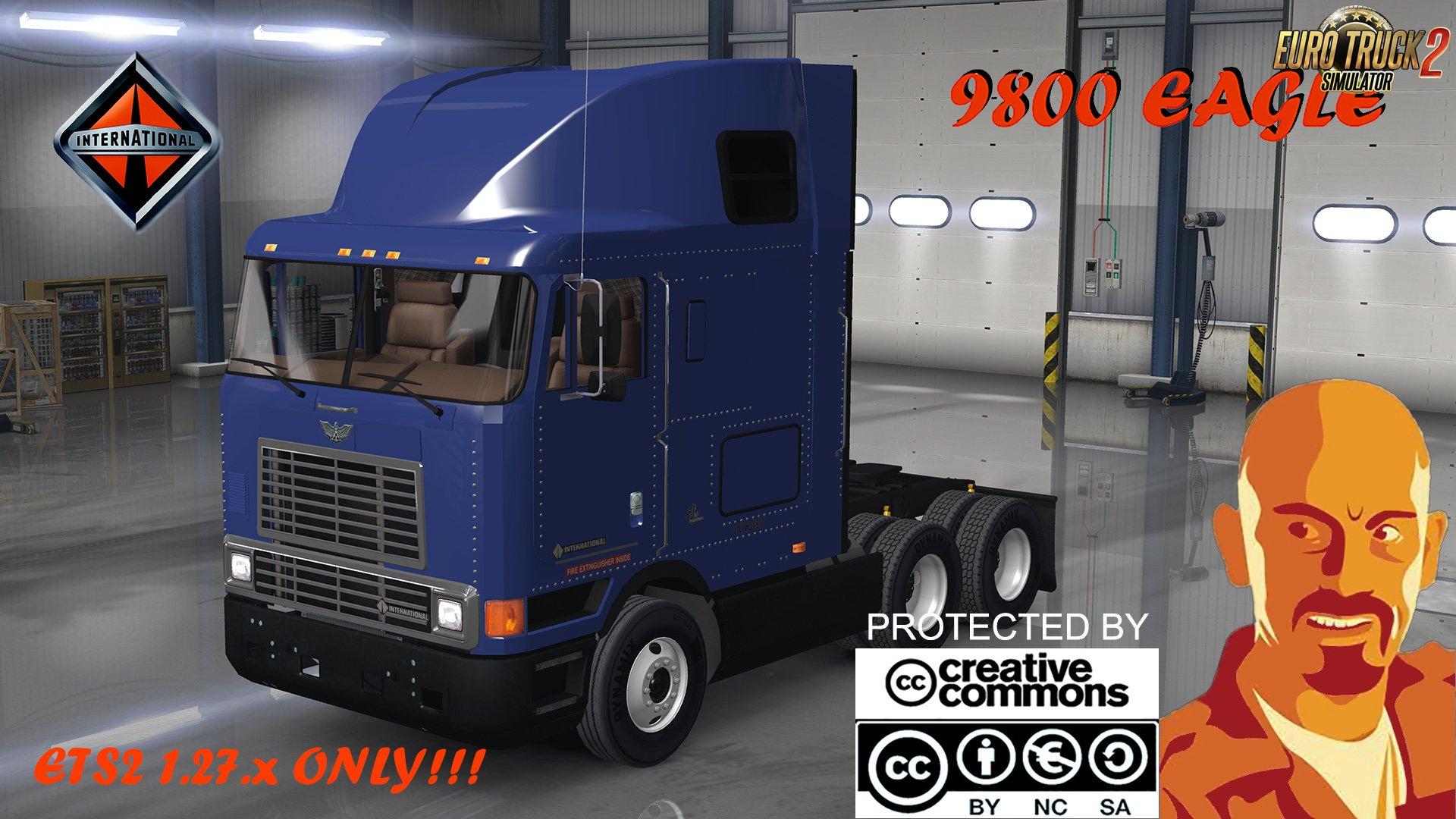 International 9800 Eagle v1.0 by CyrusTheVirus (1.27.x)