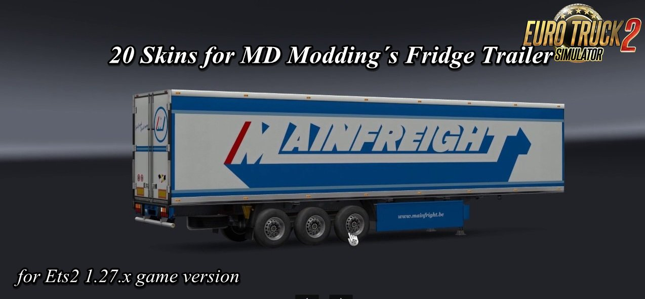 Rudi´s Skins for MD Modder´s Fridge [1.27.x]