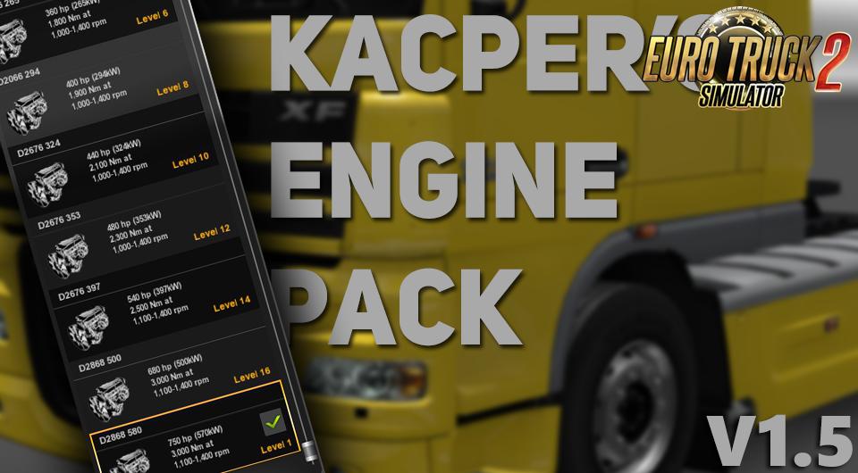 Kacper's Engine Pack v1.5 [1.27.x]