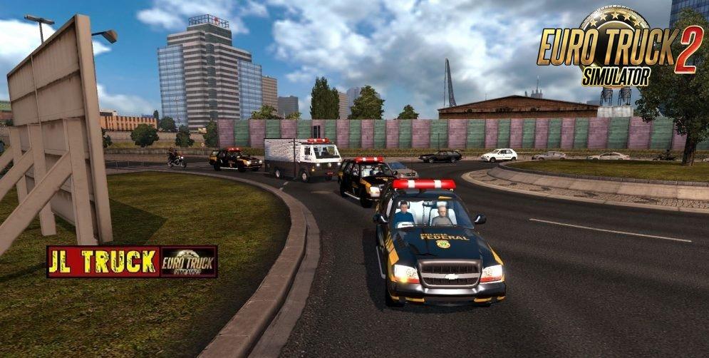 Ai Police Escort v1.3
