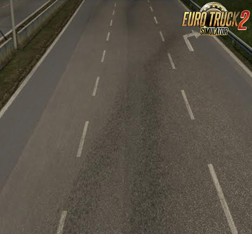 Real road textures by siavash0098