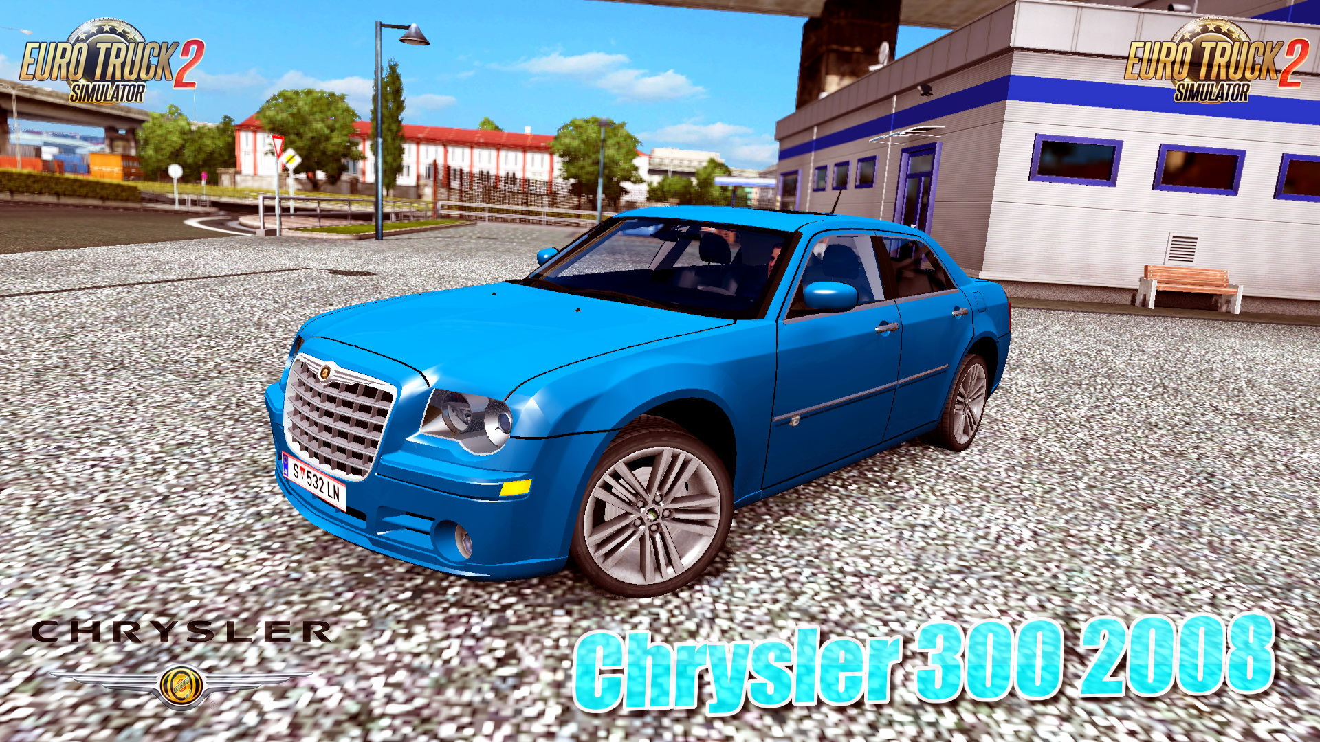 Chrysler 300 2008 v1.0 (1.27.x)
