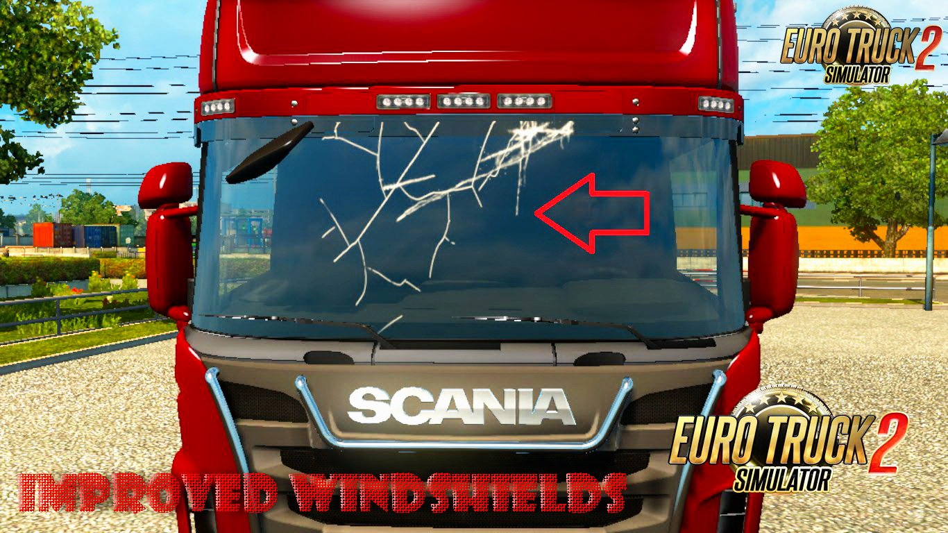 Improved Windshields v1.1 (1.27.x)