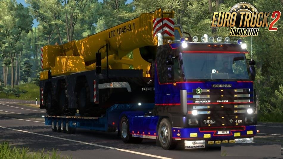 "Crane ""Hitachi"" Trailer v1.1.08"