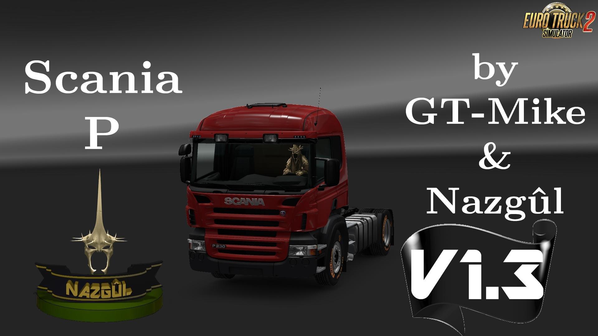 Scania P modifications v1.3 [1.27.x]