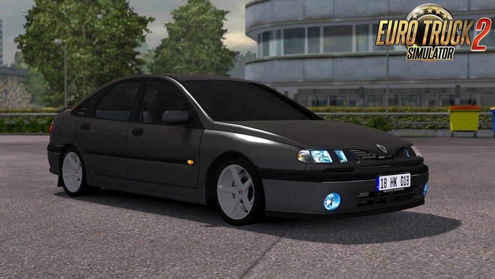 Renault Laguna + Interior v1.0 (1.27.x)