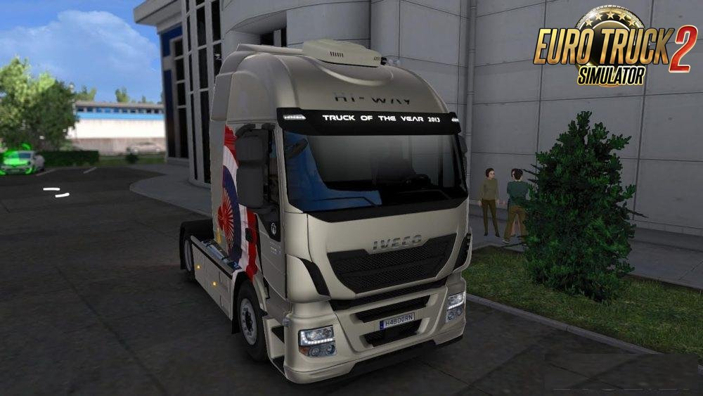 Indel B Truck Air Condition v 5.0 [1.27.x]