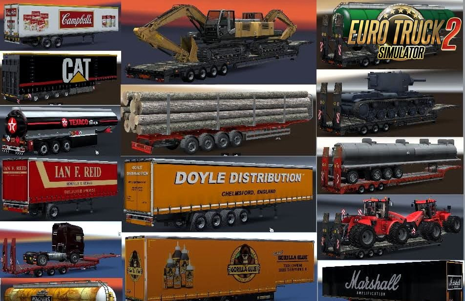 Addons for the Chris45 Trailer Pack 9.05