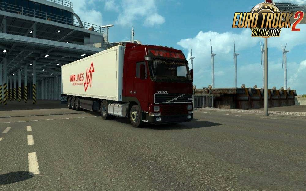 Volvo FH I Generation v1.27 Final version-Nikola Edit