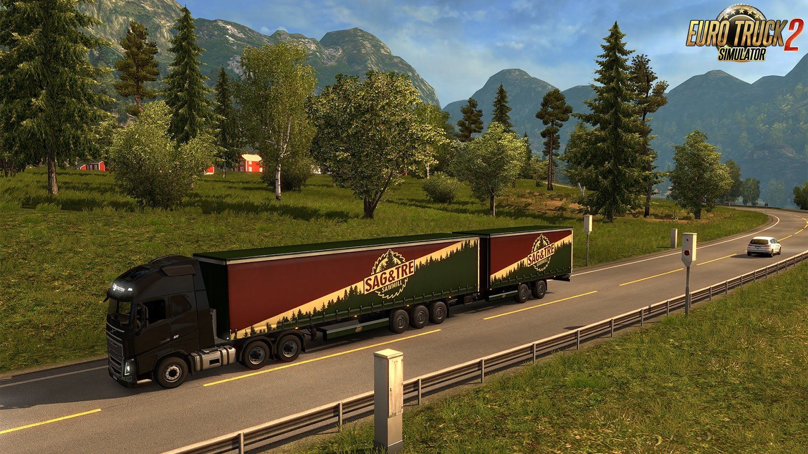 Euro Truck Simulator 2 Open Beta 1.28 released
