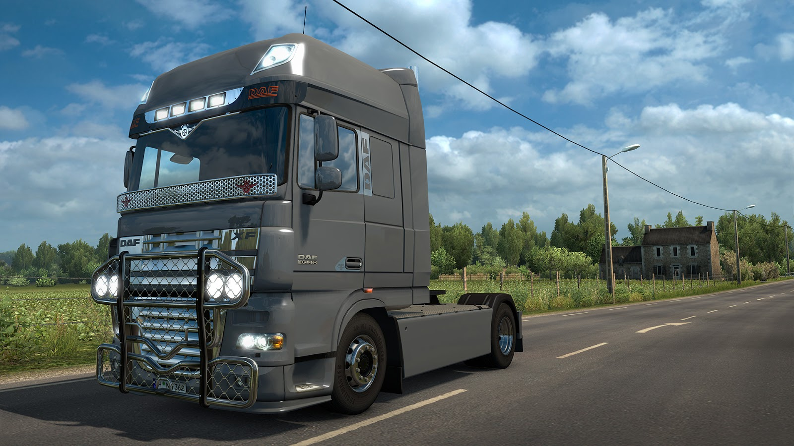 DAF Tuning Pack