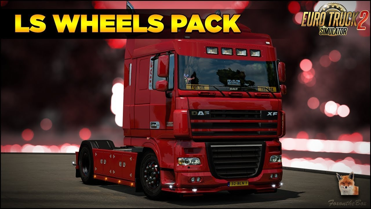 LS Wheels Pack v2.0 (1.28.x)