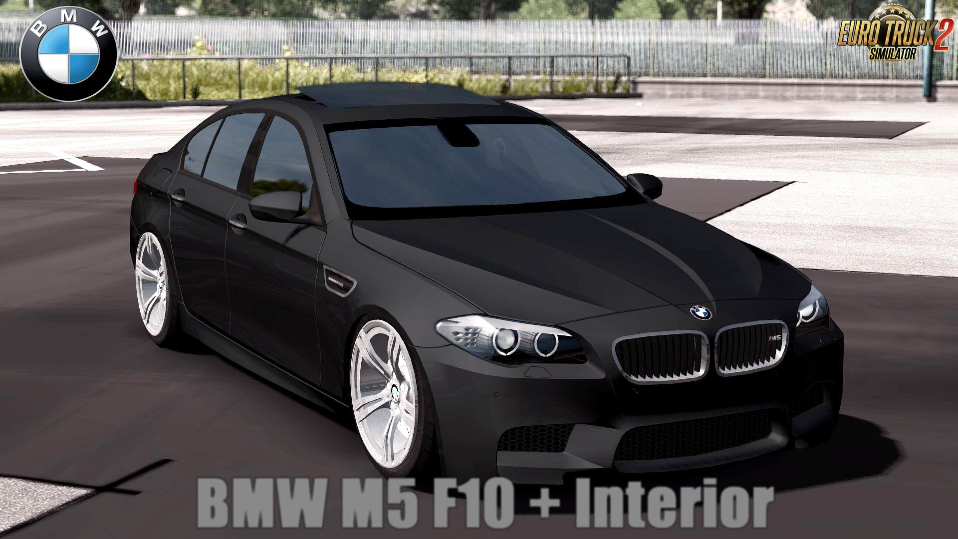 BMW M5 F10 + Interior v3.0 (Upgraded) (1.28.x)