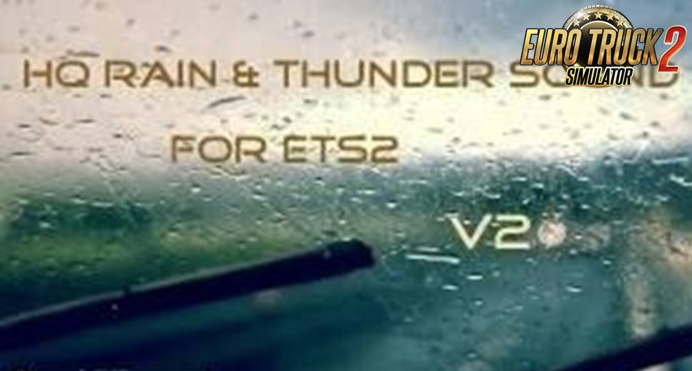 HQ Rain and thunder sounds v2 by K AKAIO