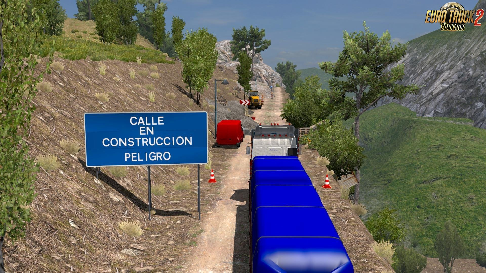 Mapa Ruta Mortal Alternativa for Ets2