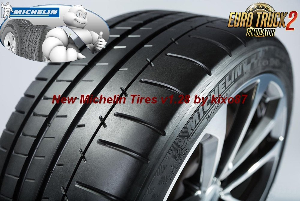 New Michelin Tires [1.28.x]