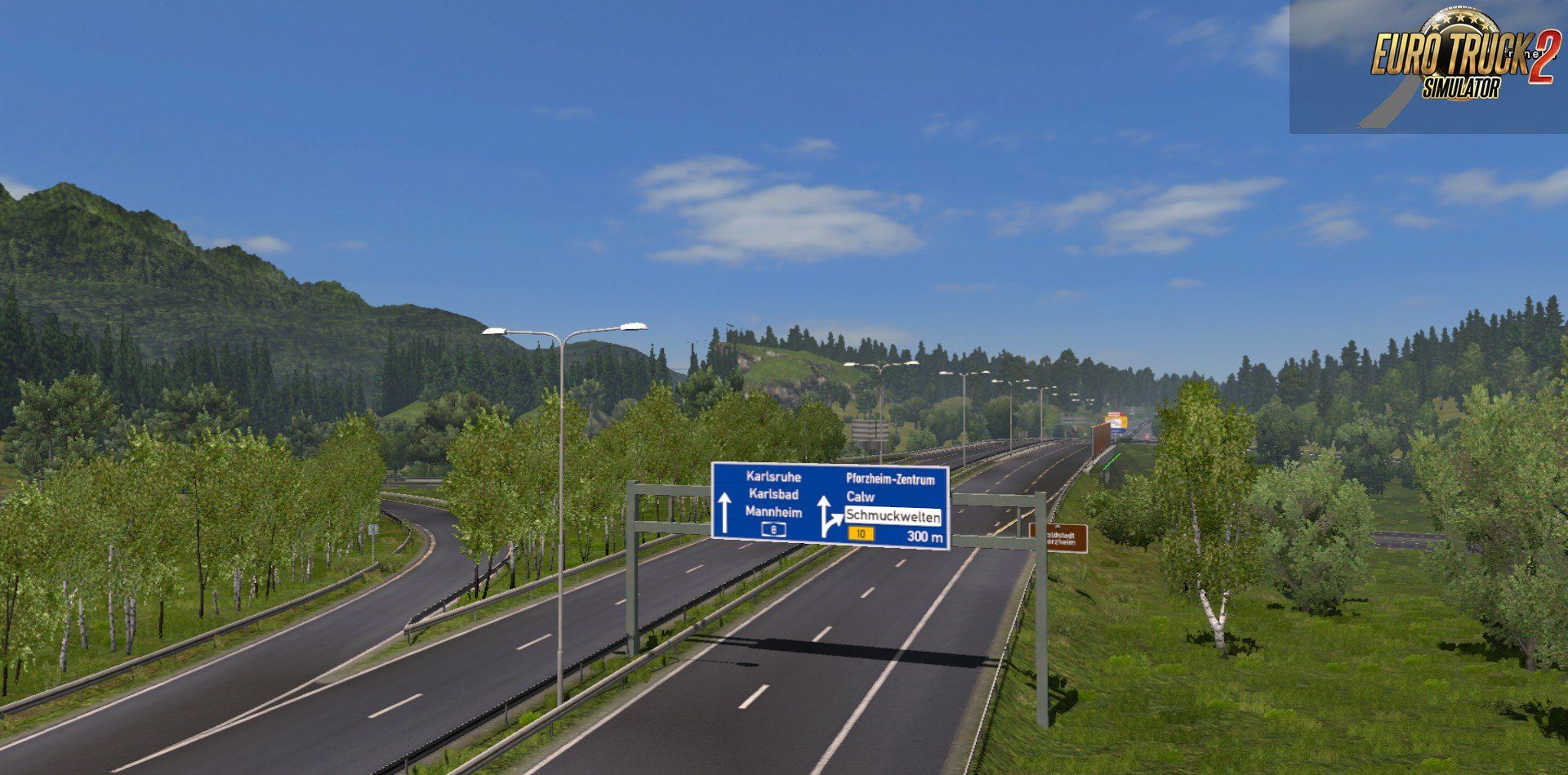Stuttgart Improvements v1.0 (ProMods-Addon) for Ets2