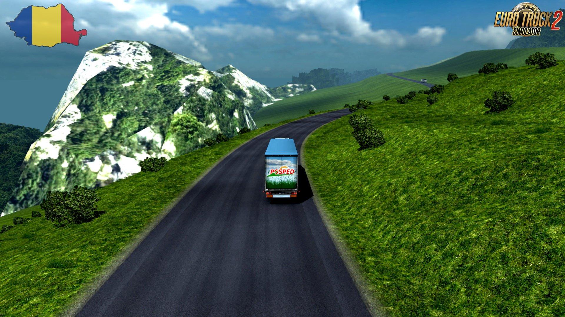 Transbucegi Road Map v1.0 by Traian (1.30.x)