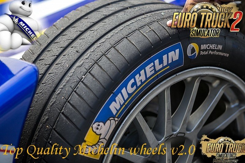 Top Quality Michelin Wheels v2.0 [1.30]