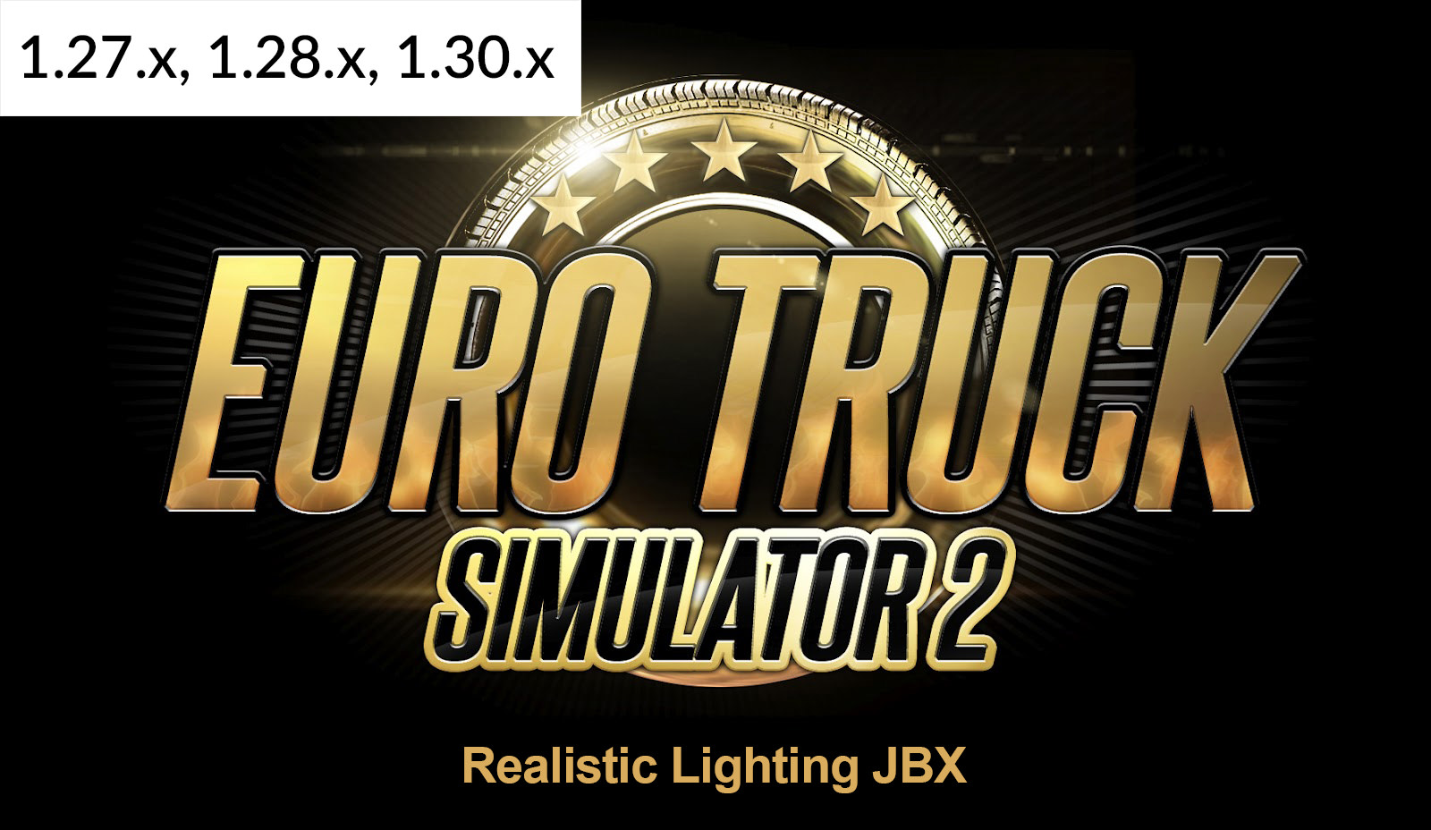 Realistic Lighting v1.5 JBX (1.30.x)