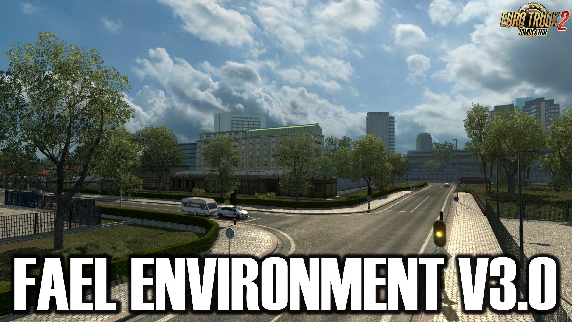 Fael Environment v3.1 by Rafaelbc (1.36.x)