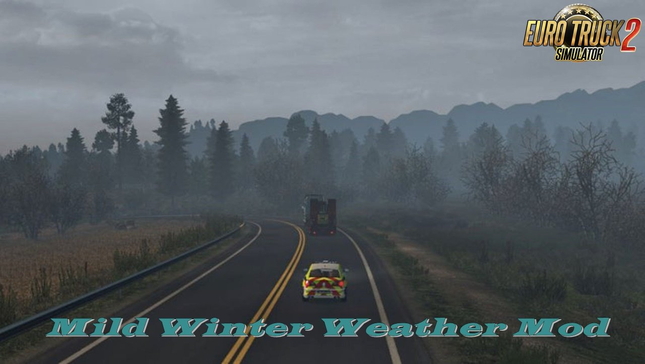 Mild Winter Weather Mod v2.8 by Grimes [1.30.x]