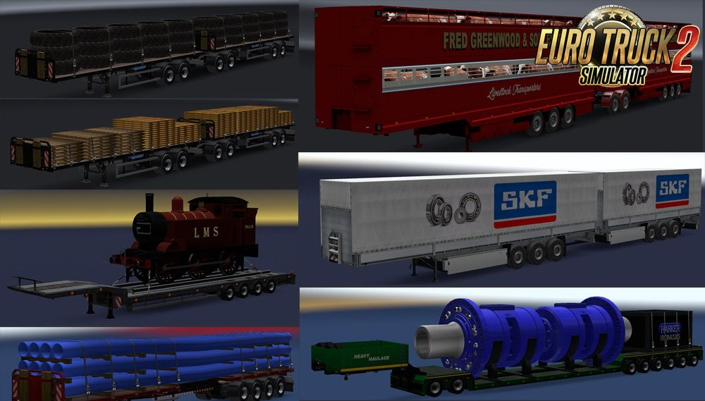 Addon for the Chris45 Trailer Pack 9.08