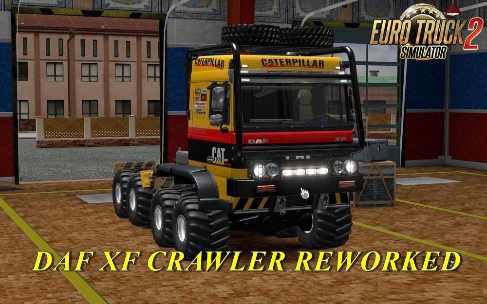Fix for truck DAF Crawler v1.0 [1.31.x]