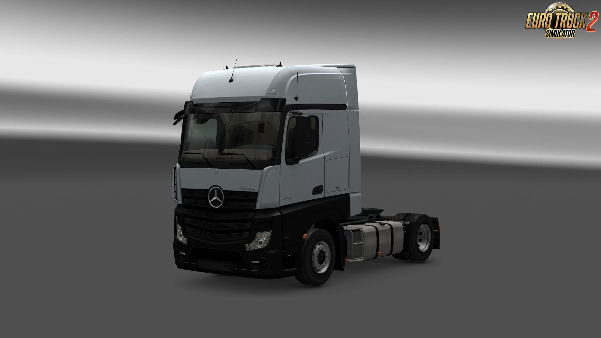 Mercedes Actros MP4 Reworked v2.3 By Schumi (1.38.x)