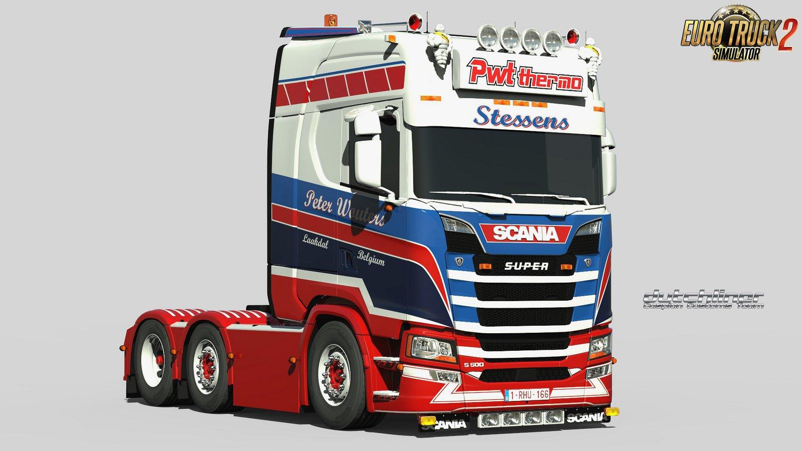 Scania NextGen S500 PWT Thermo Stessens Edition v1.0 (1.36.x)