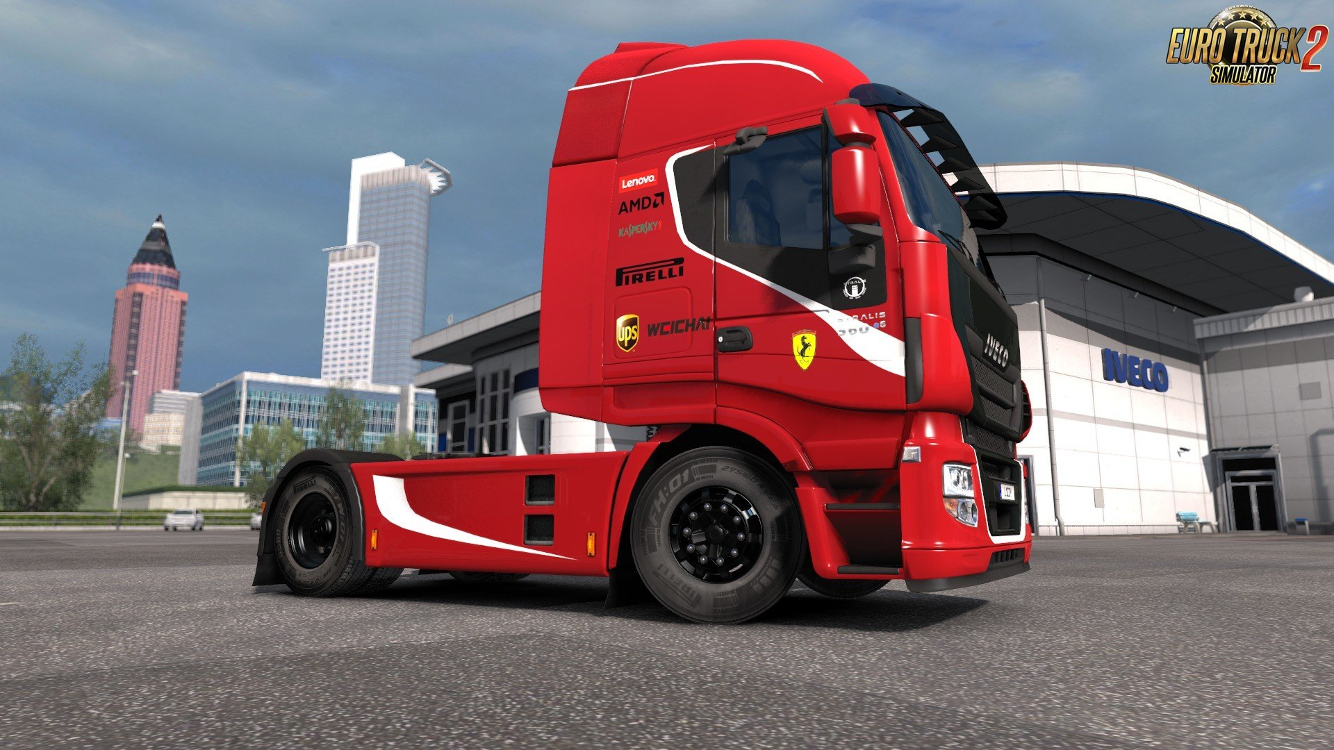 Iveco Hi-Way Scuderia Ferrari Formula One Team Edition