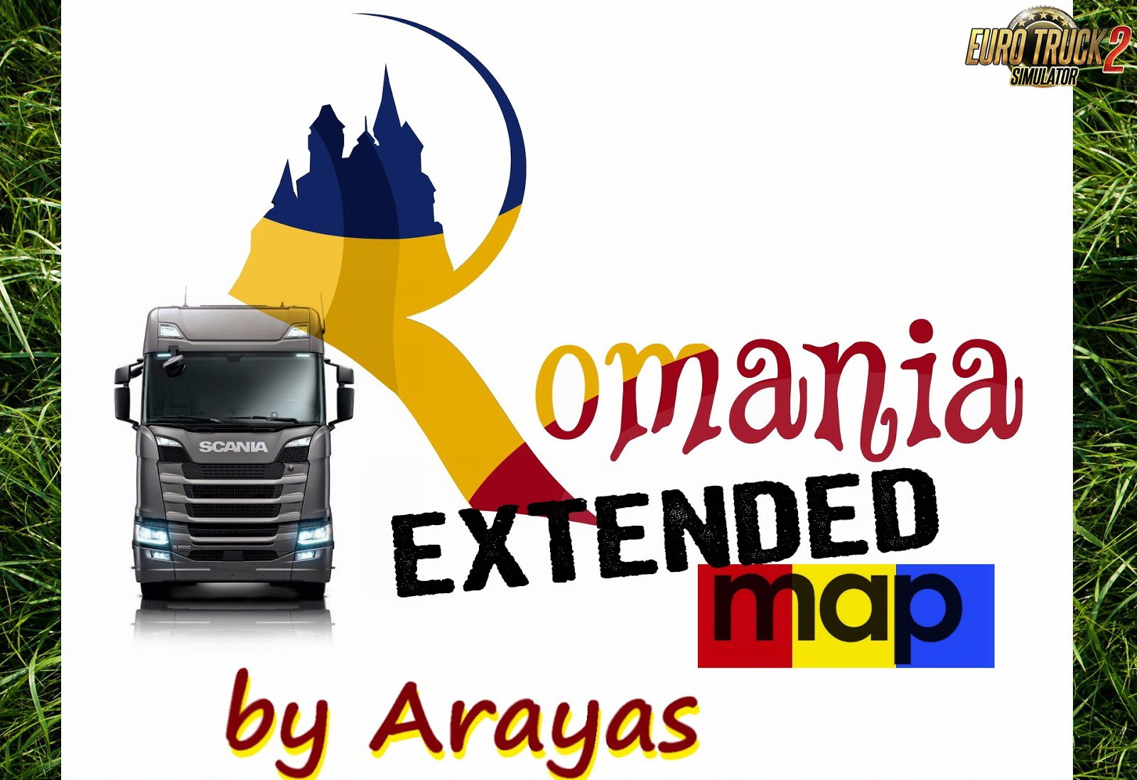 Romania Extended Map v1.8 by Arayas [1.31.x]