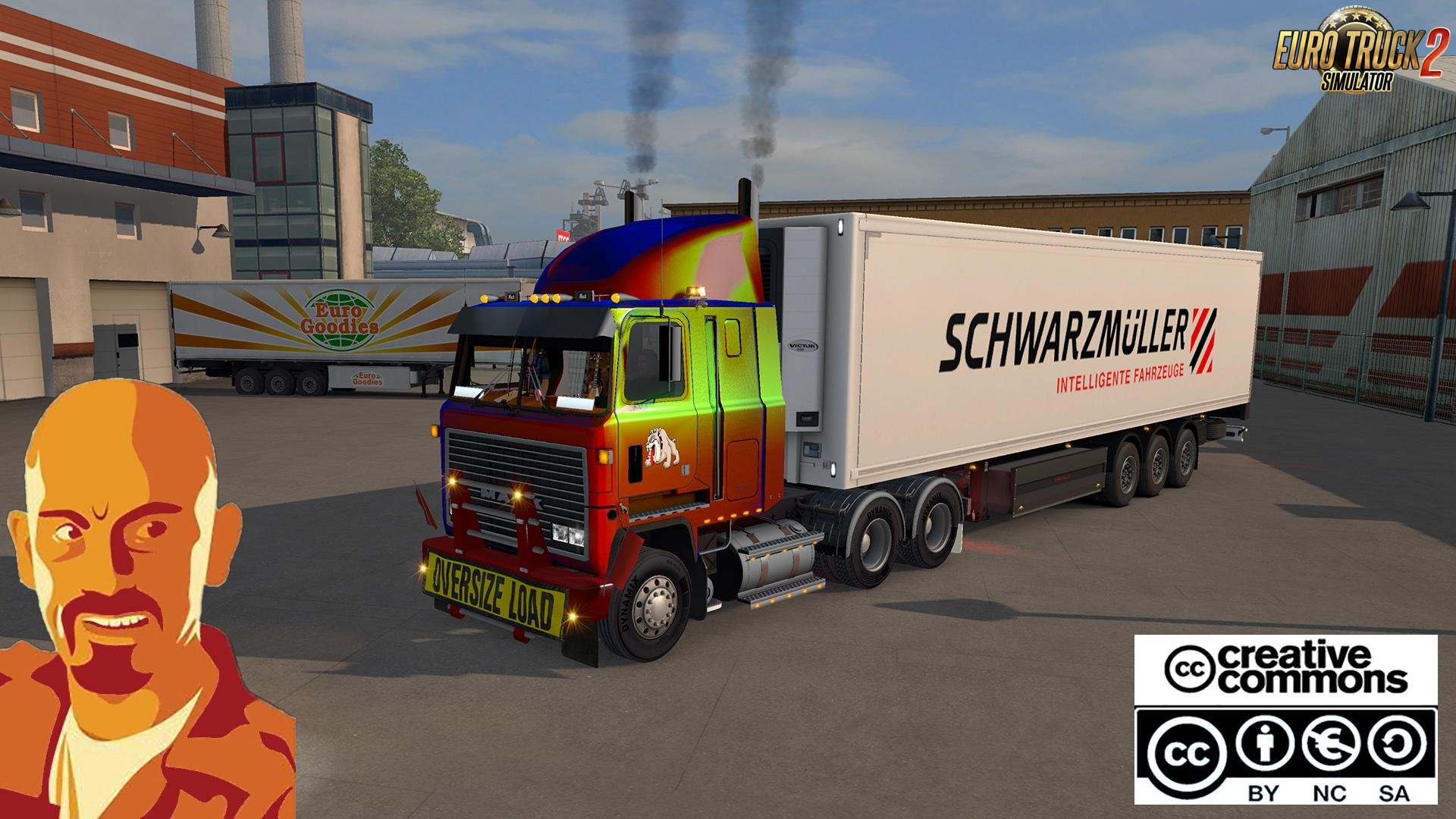 MACK ULTRALINER for Ets2 [1.30.x]