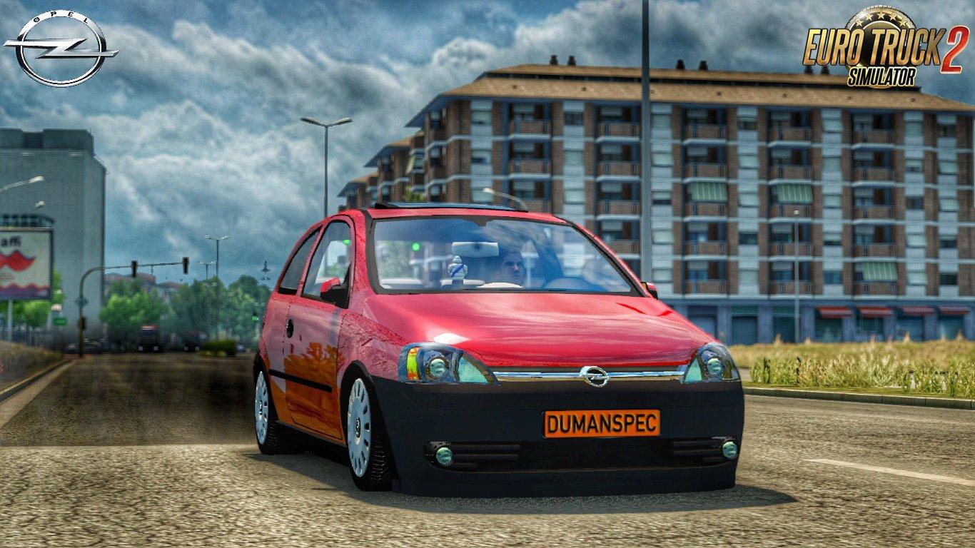 Opel Corsa C 1.7 DTI + Interior v1.5 (1.39.x)